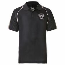 Geelong Cats AFL Football Mens Essentials Polo T-Shirt