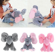Baby Kids Cute Elephant Soft Plush Toy Stuffed Animal Gift Animals Doll Toys