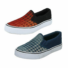Boys N1085 Canvas Slip On Shoes By J C Dees Retail Price
