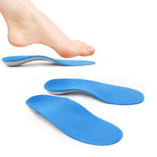 Memory Foam Orthotics Arch Support Shoe Insoles Insert Foot Pads Pain Relief
