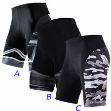 4D Gel Padded Men's Cycling Shorts Team Sports Biking Short Pants Bike Clothing