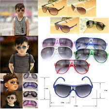Child NICE Children Boys Girls Kids Plastic Frame Sunglasses Goggles Eyewear FL