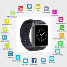 Bluetooth Smart Watch Wristwatch GT08Plus for Apple Iphone IOS Android Phone Wea
