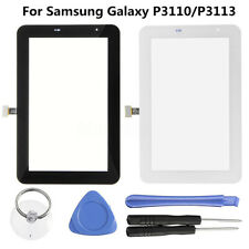 Touch Screen Digitizer Glass Lens +Tool For Samsung Galaxy Tab 2 7.0 P3110 P3113