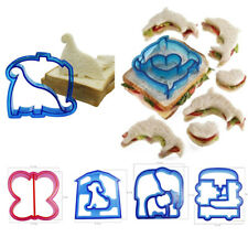 DIY Kids Sandwich Toast Cookies Cake Bread Biscuit Food Cutter Mould Mold A0216