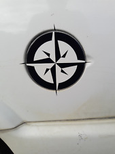 CHEVY BLAZER GAS TANK COVER DECALS STICKERS