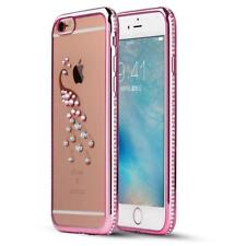 Jewel Birds Silicone Case For iPhone