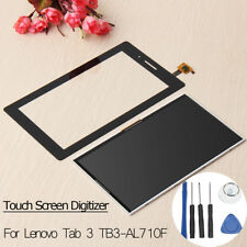 LCD Display + Touch Screen Digitizer+ Tools For Lenovo Tab3 710F TB3-AL710F 7''