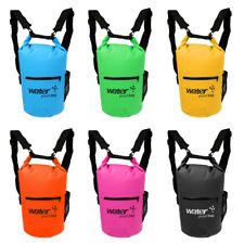MagiDeal 10L/20L Waterproof Canoe Camping Hiking Backpack Dry Bag Pouch Sack