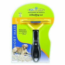 FURminator® deShedding Tool for Large Dog 51-90 lbs with Short Hair (LDS)