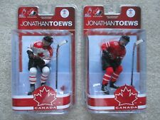 2010 McFarlane Team Canada Jonathan Toews Red or White Jersey - you pick