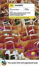 Teach Yourself Swedish Complete Course Package (Book + 2 CDs) by Vera Croghan,