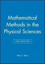 Mathematical Methods in the Physical Sciences, Solutions Manual: By Boas, Mar...