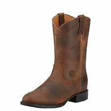 ARIAT - Women's Heritage Roper - Distressed Brown - ( 10000797 ) - B Width - New