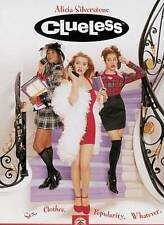 Clueless (DVD, 1999, Sensormatic) NEW Sealed