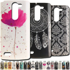 Cute Silicone Gel Various Rubber Skin Fashion Soft TPU Cover Back Case For LG