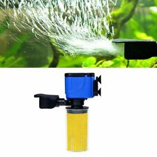 3in1 Fish Tank Aquarium Internal submersible Water Power Filter Pump 2800L/H FK