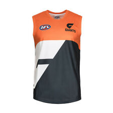 AFL GWS Giants Mens Footy Jumper Guernsey Jersey