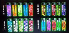 50 Pcs NULITE EDGE ELECTRONIC Refillable  LIGHTERS //Gas Lighter