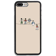 Stranger Things Acrobats Hard Phone Case For iPhone 7/7+, iPhone 8/8+, iPhone X