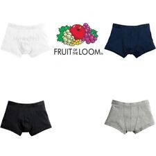 Fruit of the Loom Mens Classic Shorty Boxer Shorts Underwear 2-Pack