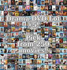 Drama DVD Lot #5: DISC ONLY - Pick Items to Bundle and Save!