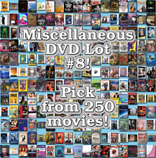 Miscellaneous DVD Lot #8: DISC ONLY - Pick Items to Bundle and Save!