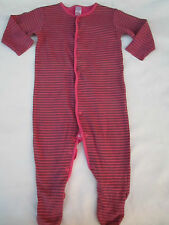 Baby girls Next Baby one piece long sleeve all in one  Size 0 (9-12mths)