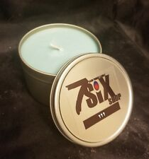 SCENTED CANDLE TIN. CHOOSE YOUR CUSTOM SIZE/SCENT (HAND POURED/FREE GIFT)