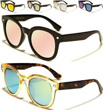 NEW SUNGLASSES LADIES WOMENS DESIGNER ROUND CLASSIC RETRO VINTAGE CAT EYE UV400