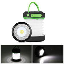 Suaoki Camping LED Lantern Hand Cranking Dynamo Power Rechargeable Collapsible