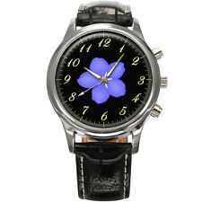 FORGET ME NOT MASONIC GENTS MENS WRIST WATCH  GIFT ENGRAVING