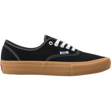 Vans Pro Skate Authentic Mens Footwear Shoe - Black Light Gum All Sizes