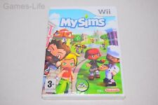 MY SIMS for Nintendo Wii & Wii U – Kids Game | VGC FAST POST