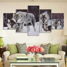 HD Art Oil Scenery Picture Canvas Painting Modern Home Wall Decor Picture Mural