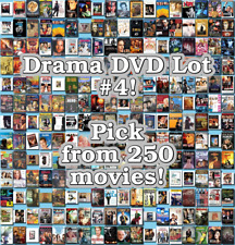 Drama DVD Lot #4: DISC ONLY - Pick Items to Bundle and Save!
