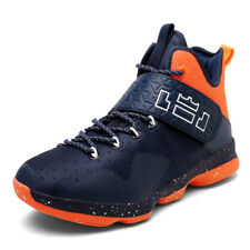 Men's High Top Basketball Shoes Athletic Sneakers Cross Training Sports Shoes