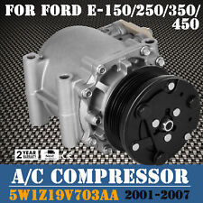 Get AC Compressor for Ford Explorer Expedition Crown Vic E Series 5.4 4.6 Motor