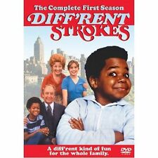 Different Strokes - The Complete First Season 1 One (DVD, 2004, 3-Disc Set) NEW!