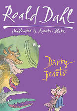 Dirty Beasts by Roald Dahl  HARDBACK NEW FREE P&P