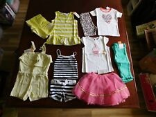 Gymboree Summer Lot PJ's Birthday Outfit Swimsuit Separates Size 4 NWT US$234.65