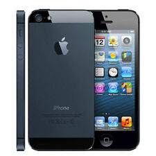 APPLE iPhone 5 Unlocked 16GB/32GB/64GB GPS WIFI Dure Core 4.0 Screen