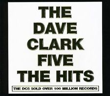 DAVE CLARK FIVE-THE HITS-Dave Clark International-NEW SEALED WAREHOUSE FIND