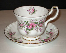 Royal Albert  LAVENDER ROSE ** Cup & Saucer **  NEW w/ tags