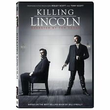 Killing Lincoln (DVD, 2013)