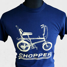 Chopper Bike New T Shirt Raleigh Grifter Cool Retro 70's 80's Vintage Cycle