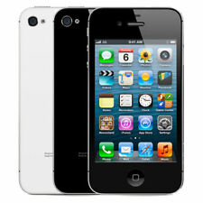 Apple iPhone 4S 8GB  Smartphone Unlocked AT&T Verizon T-Mobile