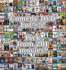 Comedy DVD Lot #5: DISC ONLY - Pick Items to Bundle and Save!