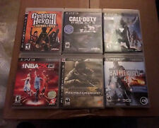 Varitity Of PS3 Games **YOU PICK**