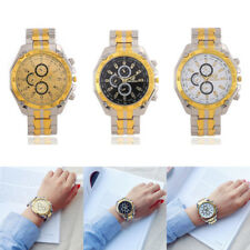 Mens Wrist Watches Army Military  Quartz Stainless Steel Fashion Sports Watch
